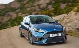 Nuova Ford Focus RS: 0-100 in 4,7 secondi e 266 km/h di velocità massima