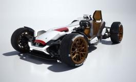 Honda Project 2&4: una quattroruote spinta dal motore della RC213V MotoGP