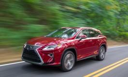 Nuovo Lexus RX: inizia la produzione