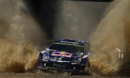 La Volkswagen è Campione del Mondo Rally per il terzo anno consecutivo