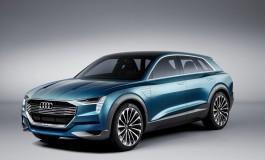 Audi e-tron quattro concept: il piacere di guidare un'auto elettrica senza compromessi