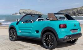 Nuova Concept Car Citroën Cactus M: free your mind!