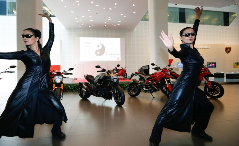 Ducati Cina dal 2016 sarà importatore ufficiale
