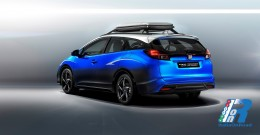 Civic Tourer Active Life Concept