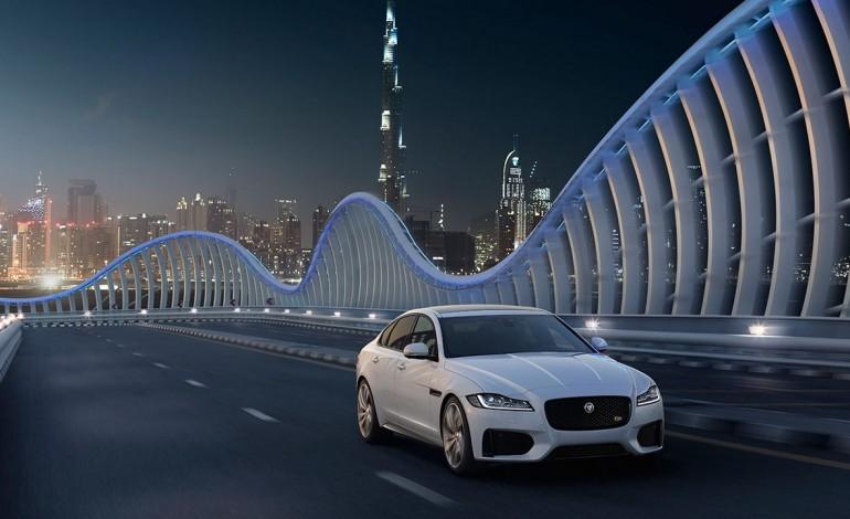 La nuova Jaguar XF