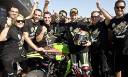 Superbike - Rea e la Kawasaki Campioni del Mondo