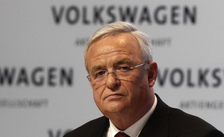 Scandalo Volkswagen, si dimette l'AD Martin Winterkorn
