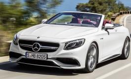 Nuova Mercedes-Benz Classe S Cabrio: Lusso a cielo aperto