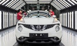 La prossima generazione di Nissan Juke sarà prodotta nel Regno Unito