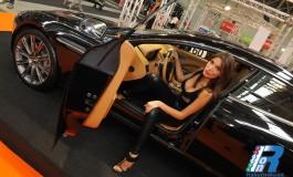 Tutto pronto per la seconda edizione di SUPERCAR Roma Auto Show