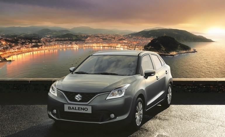 Nuova Suzuki BALENO al Salone di Francoforte