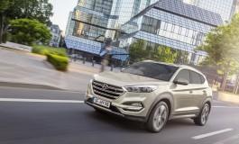 Hyundai Tucson: 5 stelle Euro NCAP