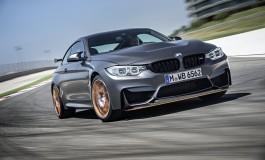 La nuova BMW M4 GTS - velocità massima di 305 km/h