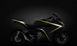 Honda annuncia l'anteprima della nuova CBR500R ym2016