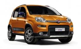 Nuova Fiat Panda 4x4 K-Way® - l'inarrestabile city-car