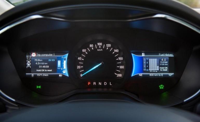 Ford al No Smog Mobility 2015 – Mondeo Hybrid