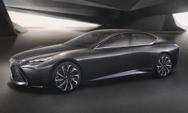 Lexus al Salone dell'auto di Tokyo 2015