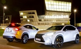 Toyota e Lexus ad H2R Mobility for Sustainability 2015