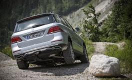 Mercedes-Benz GLE e GLE Coupé