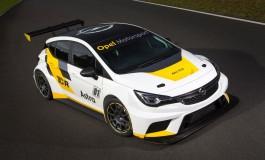 Opel Astra TCR: presentata la nuova versione turismo per le competizioni