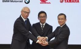 Yamaha, BMW e Honda cooperano per aumentare la sicurezza di moto e scooter attraverso le tecnologie ITS.