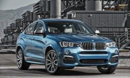 La nuova BMW X4 M40i, 360 CV di puro divertimento