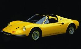"""Ritorna la DINO, la """"baby"""" di casa Ferrari?"""