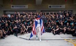 Gran Premio degli Stati Uniti - Hamilton entra nell'Olimpo della Formula 1
