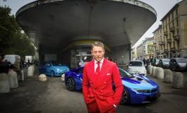 Lapo Elkann e Garage Italia Customs inaugurano la nuova sede