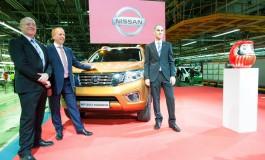 Da Barcellona, il nuovo Nissan Navara NP300