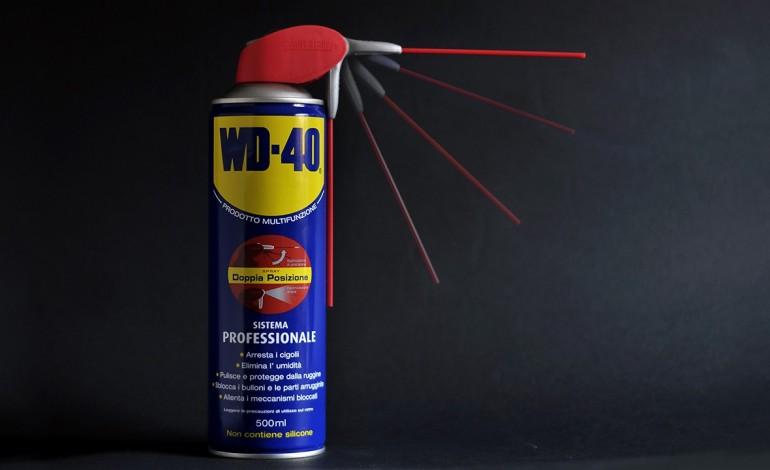 Nuovo WD-40 spray Doppia Azione: La prova