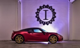 "Alfa Romeo 4C ""La Furiosa"" by Garage Italia Customs"