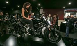 La nuova XDiavel Ducati protagonista della 73.a edizione EICMA