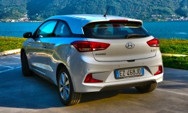 Prova Hyundai i20 Coupè, ritorno alla sportività