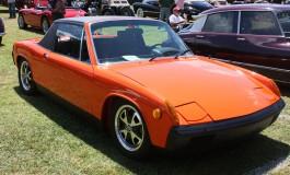 PORSCHE 914, la prima Porsche di serie a motore posteriore/centrale