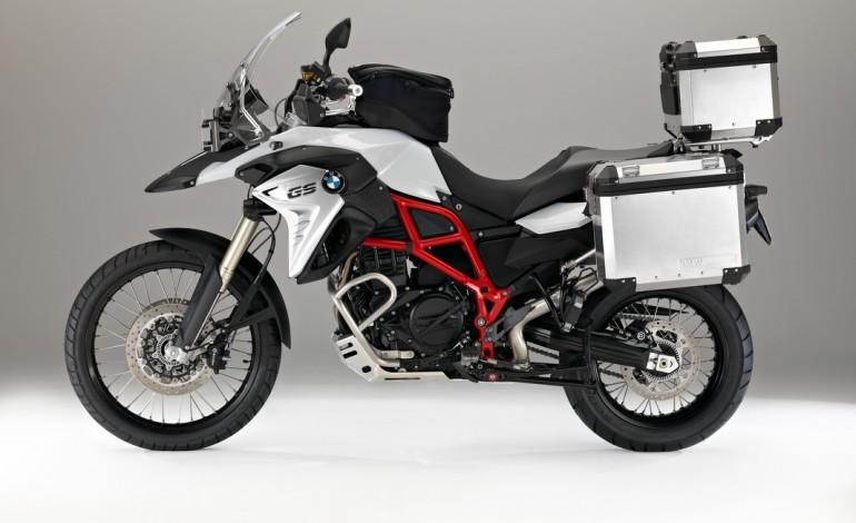 BMW Motorrad presenta le nuove BMW F 700 GS e F 800 GS