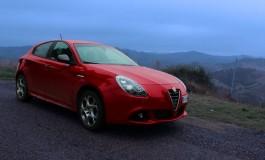 Prova Alfa Romeo Giulietta, quando la guida si fa Sprint