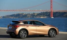 Infiniti Q30: la nuova espressione di vettura compatta premium