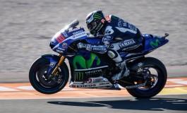 Valencia: Pole di Lorenzo con giro perfetto, segue Marquez e Pedrosa. Out Rossi, pilota ok!