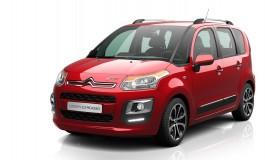 Nuova gamma Citroën C3 Picasso: Tecnologica e Competitiva