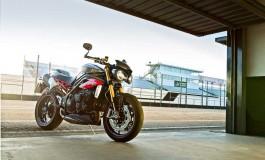 Triumph Motorcycles presenta due nuovi modelli di Speed Triple