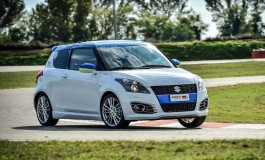 Nuova Suzuki SWIFT GSX-RR Tribute l'anima della MotoGP in una SWIFT!