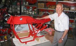 Arturo Magni, un'icona del motociclismo da competizione