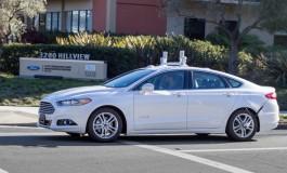 Ford porta i test della guida autonoma