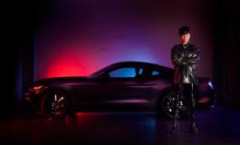 L'incontro tra due star: Skin e Ford Mustang unite nel nome del Rock