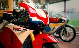 Consegnata la prima Honda RC213V-S