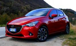 Prova Mazda 2: l'ammiraglia che gioca ad essere piccola