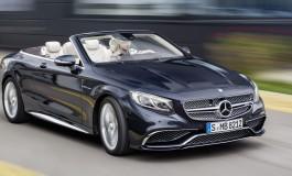 La nuova Mercedes-AMG S 65 Cabrio