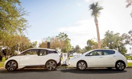 Nissan e BMW insieme negli Stati Uniti per le stazioni di ricarica veicoli elettrici