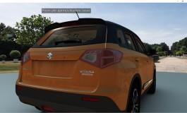 Con VirtualSuzuki la realtà virtuale debutta nel mondo automotive